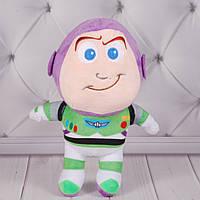 Мягкая игрушка Базз Лайтер, Базз Светик, плюшевый Buzz Lightyear, космический рейнджер из «История игрушек»
