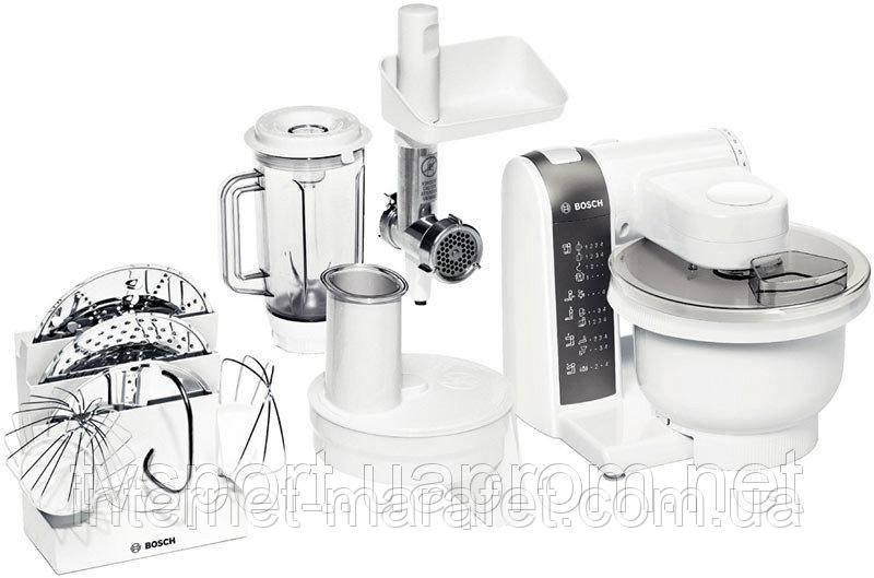 Кухонный комбайн Bosch Mum 4655(+ мясорубка)