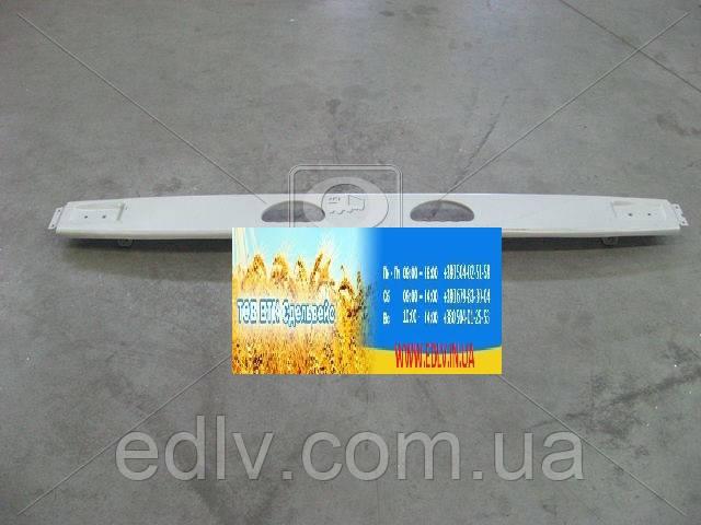 Бампер ГАЗ 2705 задній з 2-ма підніжками (пр-во ГАЗ) 2705-2804012-30