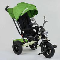 Велосипед Best Trike трехколесный с пультом зеленый SKL11-179322