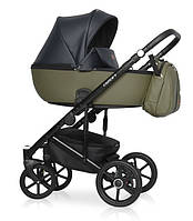 Детская коляска 2 в 1 Riko Ozon 02 Khaki