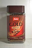 Кофе натуральный растворимый сублимированный «Gold» Melitta, 95 гр.Германия.