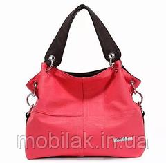 Жіноча сумка JIULIN Red
