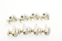 Ролики для душевых кабин, комплект ( А039А+В ), фото 3