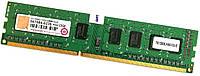 Оперативная память Transcend DDR3 1Gb 1333MHz PC3 10600U CL9 1R8 Б/У, фото 1