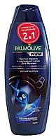 Шампунь и кондиционер Palmolive Men 2 в 1 Против перхоти и выпадения волос Морские минералы - 380 мл.