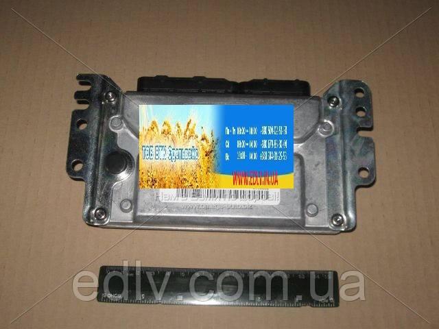 Блок управління двигун ГАЗ 4216 ЕВРО-3 (мікас 10.3) 12В (покупн. ГАЗ) 4216.3763000-82
