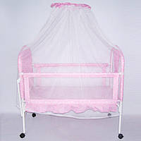 Tilly 9356 кроватка металлическая
