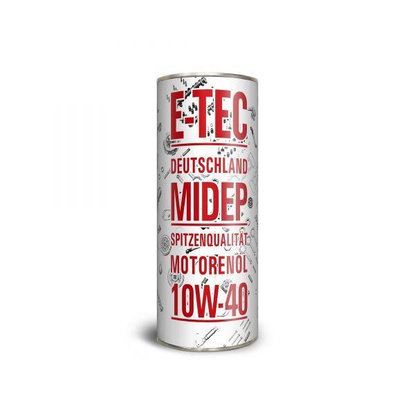 Моторное масло E-TEC ASM 10W40 (1л)