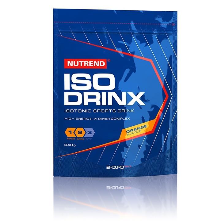 Витаминно-минеральный напиток Isodrinx (840 г) Nutrend - Интернет-магазин Ironsport в Киеве
