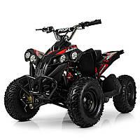 Детский квадроцикл «PROFI» HB-EATV1000Q-2ST(MP3)V2 Черный