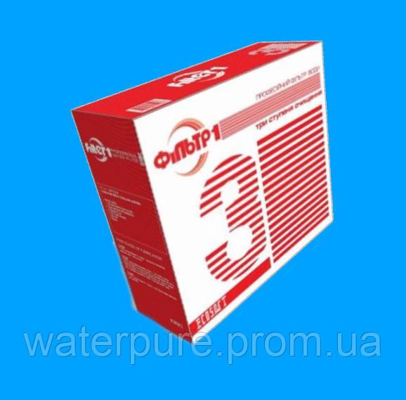 комплект съемных картриджей для воды