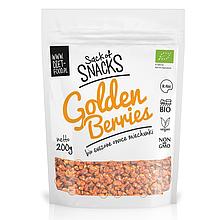 Біо золоті ягоди Golden Berries (Фізаліс Перуанський) Food Diet 100 г