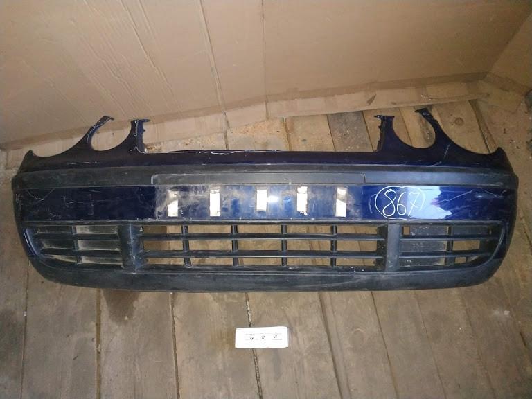 №66 Б/у бампер передний 6Q0807221 для Volkswagen Polo 2003-2005