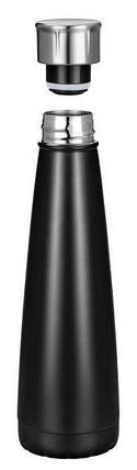 Термос-бутылка 420 мл «SMILE» STT-10 (Польша), фото 2
