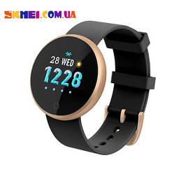 Розумний годинник Smart Watch Skmei B36 (Black-Gold)