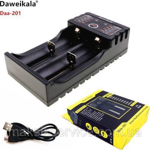 Зарядное устройство для аккумуляторов Daweikala Daa-201