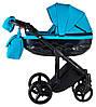 Детская универсальная коляска 2 в 1 Adamex Chantal C212, фото 3