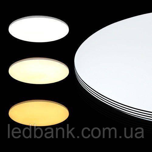 Светодиодный светильник SMART SML-R04-80 3000-6000K 80Вт Biom с пультом
