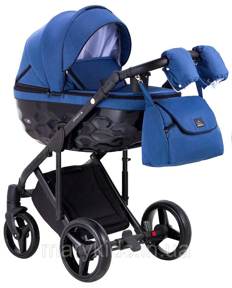 Детская универсальная коляска 2 в 1 Adamex Chantal C219