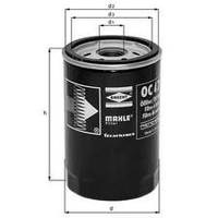 Фильтр масляный Евро 2 Daf OC234, фото 1