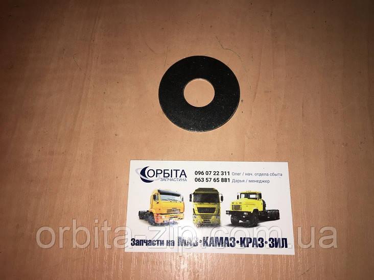 5320-2402078-10 Пластина стопорная крышки подшипника редуктора КАМАЗ (пр-во КамАЗ)
