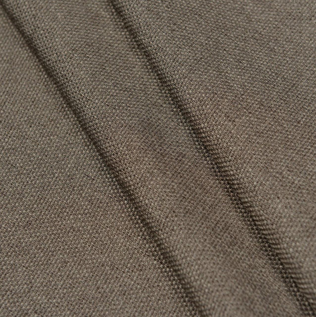 Декоративная ткань Рогожка Брук (Под лён)