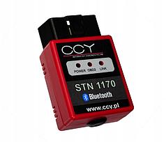 Диагностический сканер CCY STN1170 OBD2