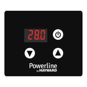 Тепловой насос Hayward PowerLine 4 (10-20 м3, тепло/холод, 5.7 кВт), фото 2