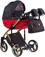 Детская универсальная коляска 2 в 1 Adamex Chantal C3-A