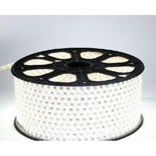 Світлодіодний дюралайт плоский холодно білий 60LED
