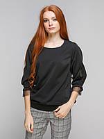 Блузка прямого силуэта со скидкой от производителя - 75%