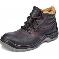 Ботинки рабочие зимние 00203 SRC S1 (Евро)