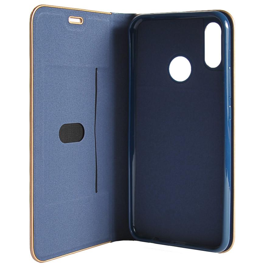 Чехол-книжка для Xiaomi Redmi Note 5 (Note 5 Pro) Florence TOP №2 синяя