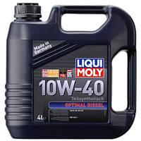 Масло моторное полусинтетическое LIQUI MOLY Optimal Diesel 10W-40, 4л Украина Харьков