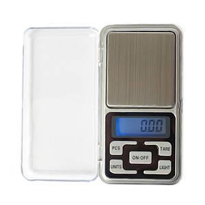 Весы ювелирные электронные MH-200 200 г