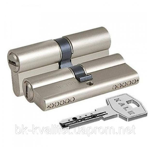 Цилиндр KALE 164 BNE 81 (31х50), никель, повышенной секретности