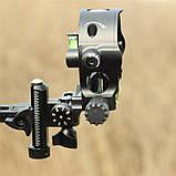 "Прицел для блочного лука DB9150 Retina RH (5 пинов, 0.019"", микрорегулировка, подсветка), фото 2"