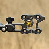 """Приціл для блочного лука DB9150 Retina RH (5 пінів, 0.019"""", микрорегулировка, підсвітка), фото 3"""
