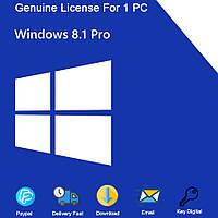 Лицензионные ключи Windows  8.1.