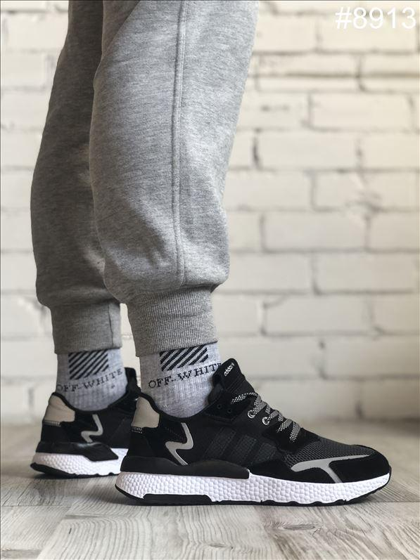 Кроссовки мужские Adidas Nite Jogger.
