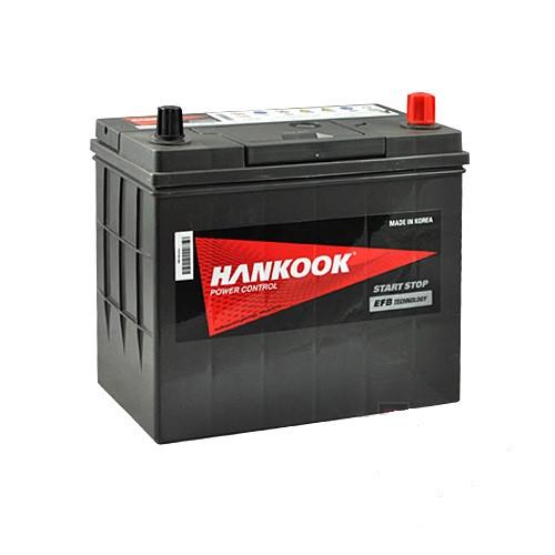 АКБ HANKOOK 6СТ - 65А2 670А R+ Start/Stop EFB 230*172*220