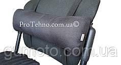 Ортопедическая спинка для сидения черная