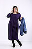 Сукня видовжене для пишних жінок, з 42 по 74 розмір