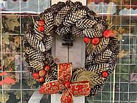 Новогодний венок Рождественский, фото 1