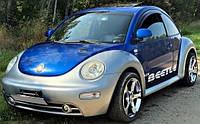 Дефлекторы окон Volkswagen Beetle 1998–2010 Cobra Tuning Ветровики фольксваген жук