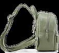 Женский кожаный рюкзак Picard Luis оливковый 4 л, фото 3