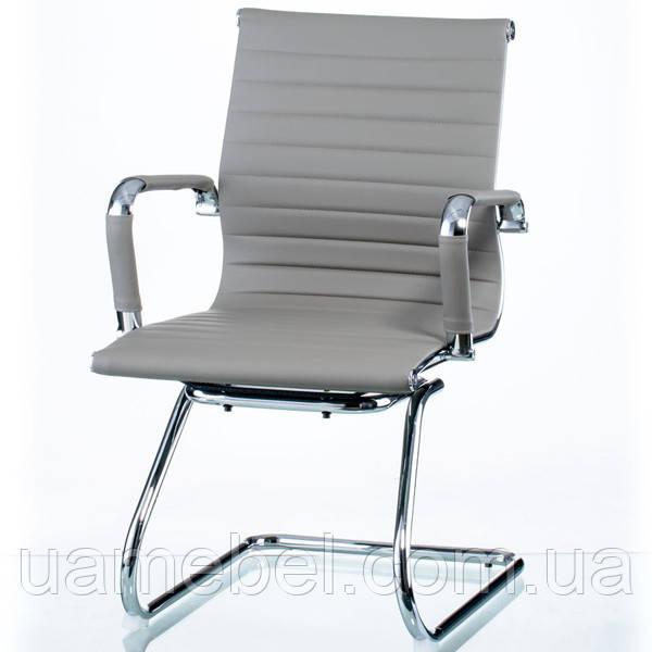 Кресло конференц Solano artleather conference grey E5357