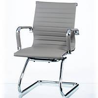 Кресло конференц Solano artleather conference grey E5357, фото 1