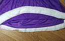 Нарядное фиолетовое платье с Эльзой и Анной Disney (США) (Размер 7-8Т), фото 4